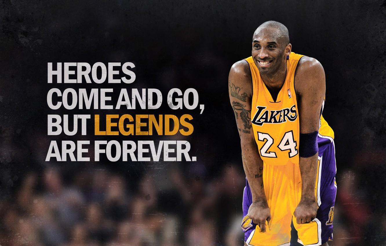 Фото обои Баскетбол, NBA, НБА, Kobe Bryant, Basketball, Коби Брайант