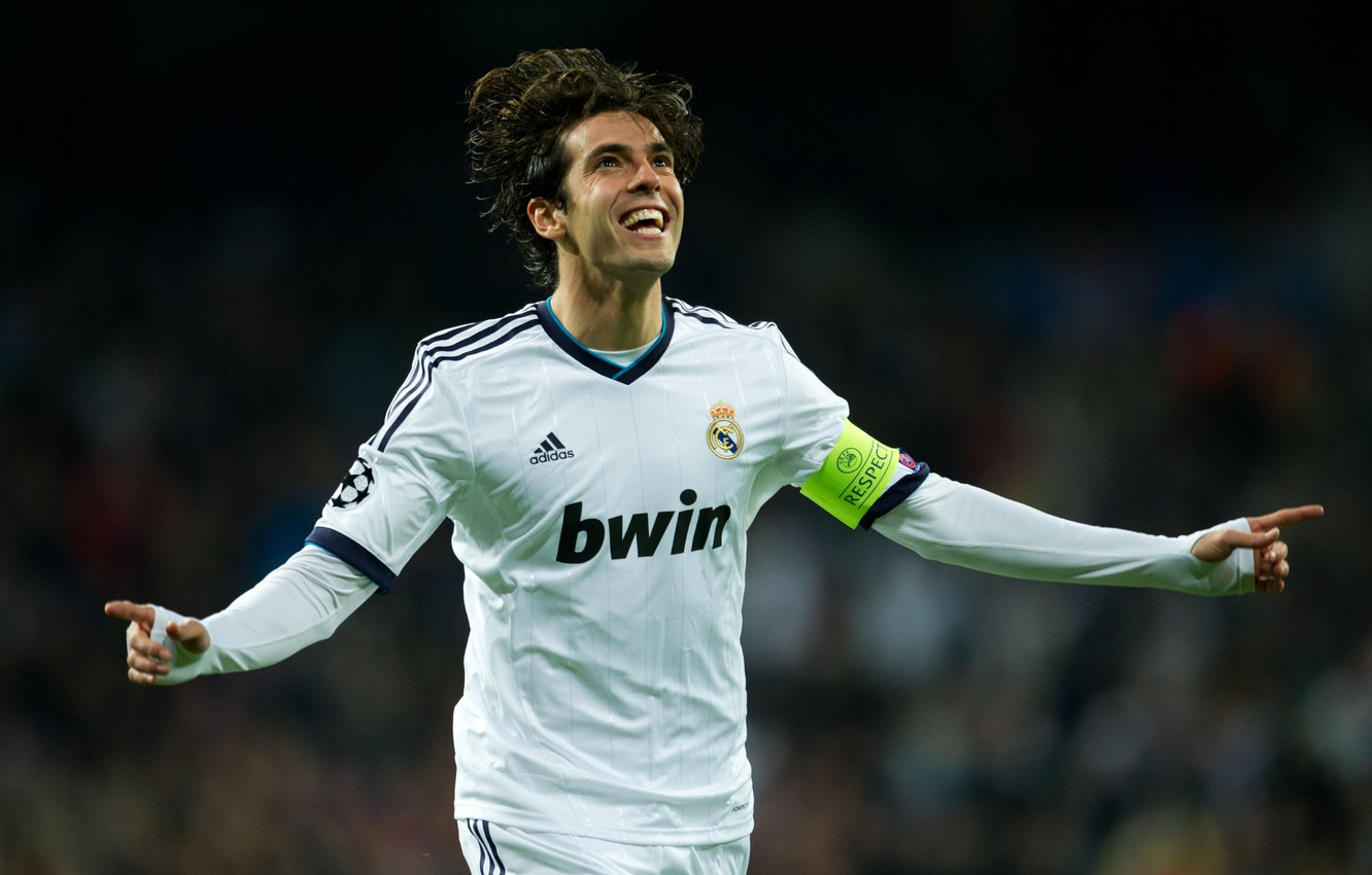 Обои лига чемпионов, football wallpaper hd, Real madrid, легенда футбола, ricardo kaka 2013. Спорт foto 6