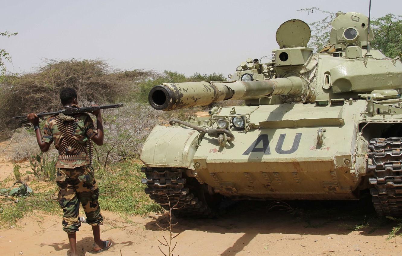 Фото обои танк, бронетехника, военная техника, Т-55 М