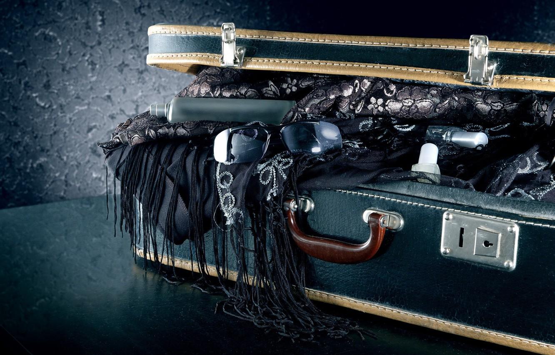 Обои чемодан. Разное foto 6