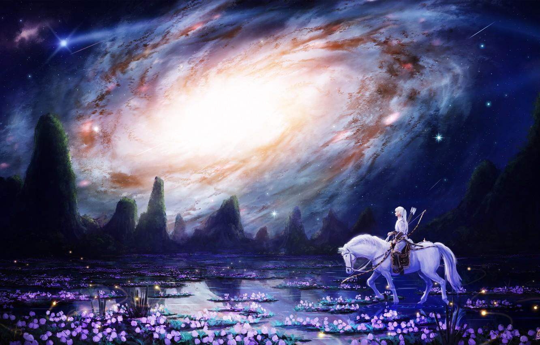 чтобы картинки лошадь космос этой статьи