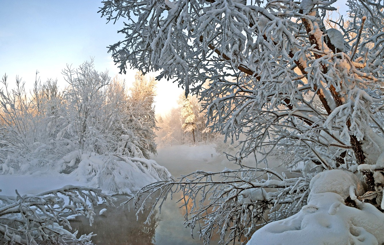 зима пришла картинки красивые сарай погребом