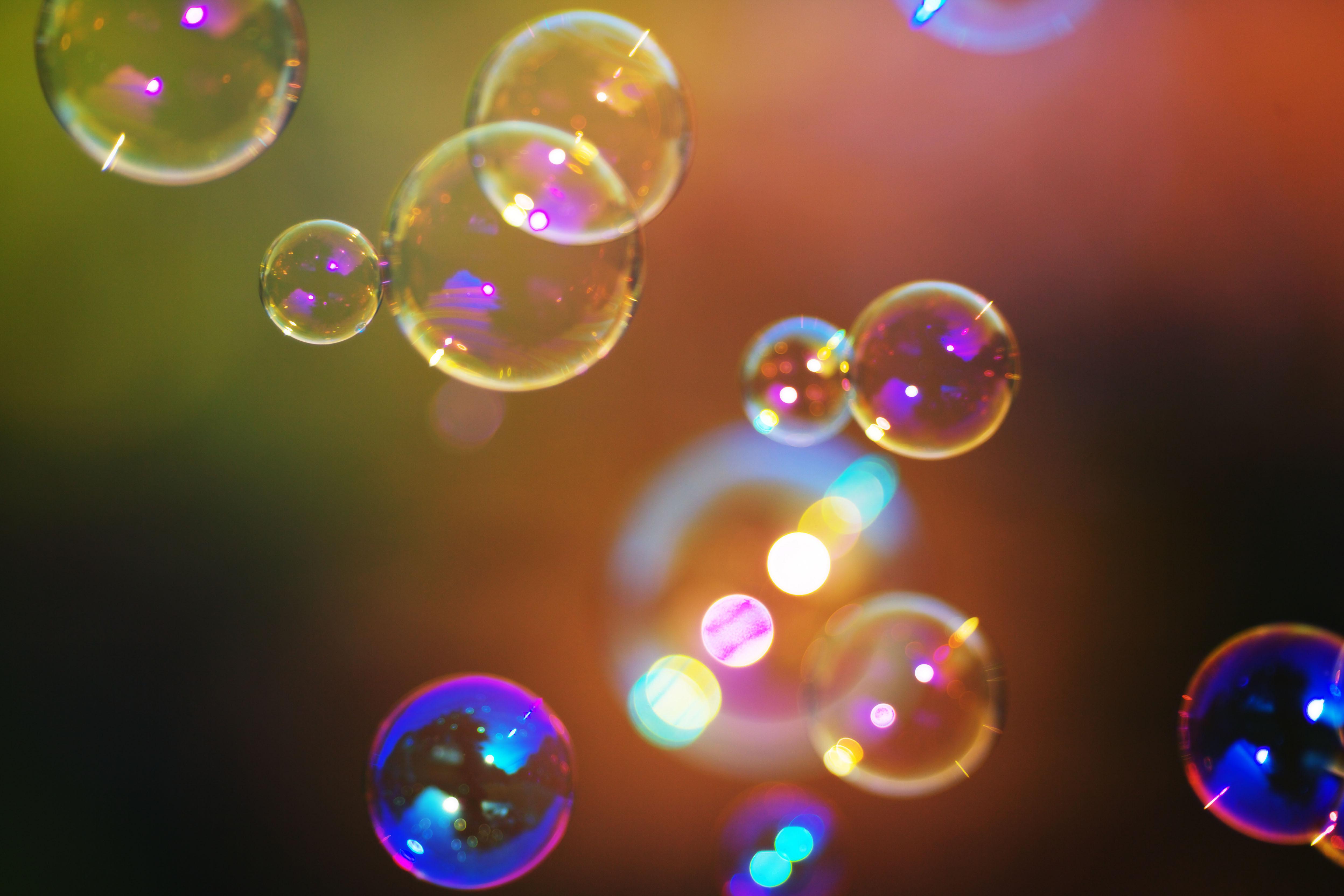 Обои яркость, шар, цвета. Макро foto 9