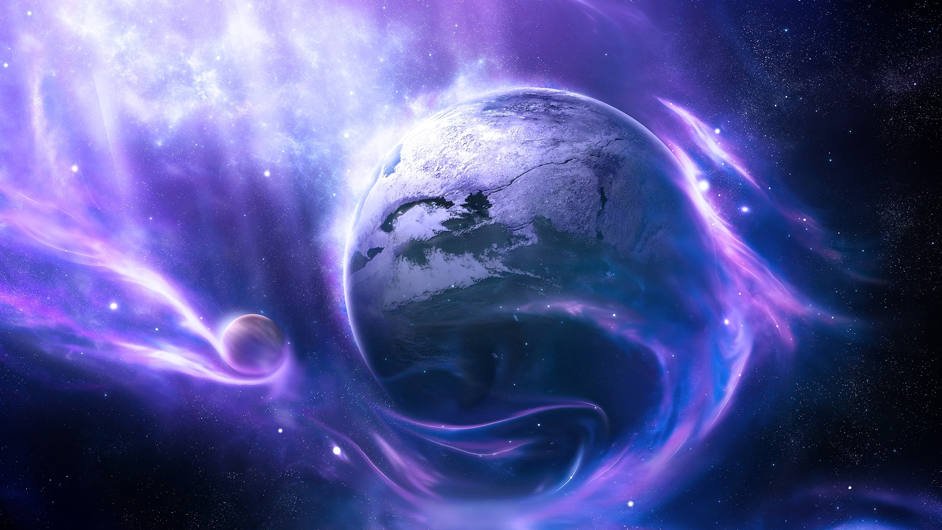 color planet aesthetic wallpapers - HD 1920×1080