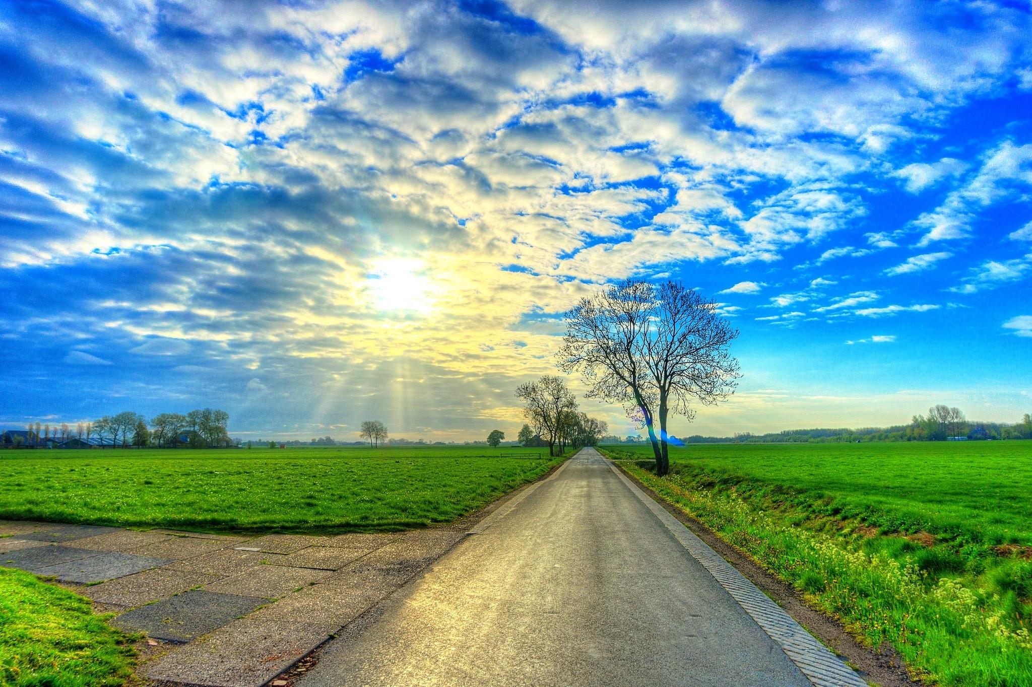 солнечный путь картинки едешь