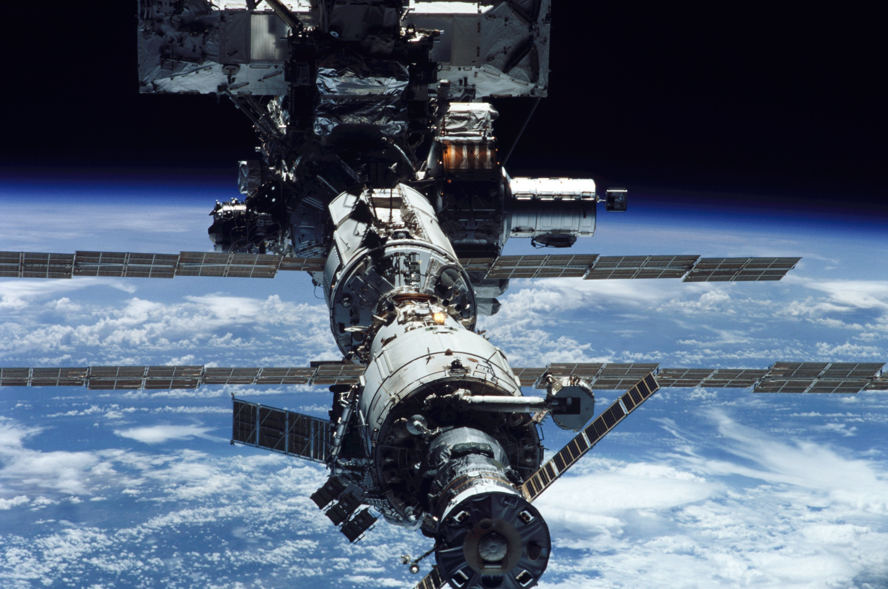 us space station - HD2960×1964