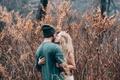 Картинка девушка, поцелуй, пара, парень, влюбленные