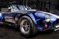 Картинка Cabrio, Classic Car, Blau, Cobra