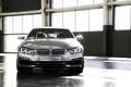 Картинка Concept, Авто, BMW, Концепт, Серый, Серебро, Фары, Coupe, передок, Хром, 4 Series