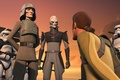 Картинка Star Wars: Rebels, animated series, Звездные войны: Повстанцы, Grand Inquisitor, Kanan Jarrus, Grand Moff Tarkin
