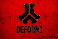 Картинка минимализм, фестиваль, Defqon 1, Djs, Q-Dance, Hardstyle, Hardcore, Нидерланды, символ