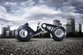 Картинка мото, фантазия, Peugeot RD Concept Side