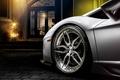 Картинка авто, Lamborghini Aventador, диск, колесо, машина