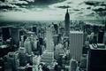 Картинка города, widescreen, New York minute, 1920 x 1200
