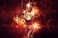 Картинка The Witcher 3: Wild Hunt, Ведьмак 3: Дикая охота, Цири, CD Projekt RED