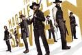 Картинка Denzel Washington, Дензел Вашингтон, Chris Pratt, Крис Пратт, Великолепная Семерка, The Magnificent Seven