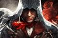Картинка assassin, arno dorian, капюшон, Assassin's Creed Unity