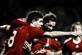 Картинка спорт, фернандо торрес, ливерпуль, стивен джеррард, clubs, gerrard, клубы liverpool, torres