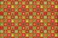 Картинка клетки, снежинка, ковер, елка, новый год, узор, звезда, ткань, квадрат