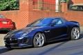 Картинка Jaguar f-type roadster, jaguar, roadster, sports car, дорога, улица