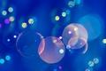 Картинка bokeh, bubbles, globes