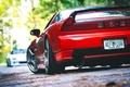 Картинка red, honda, tuning, nsx, s2000, Acura