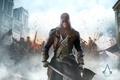 Картинка город, франция, art, Assassin's Creed: Unity, assasis