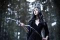 Картинка по мотивам сказки, Tales of Narnia, девушка