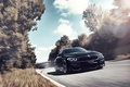 Картинка German, Car, Auto, Speed, Front, Black, BMW
