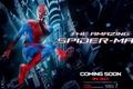 Картинка man, город, spider man, amazing, spider, city, the