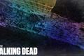 Картинка сериал, улица, апокалипсис, ходячие мертвецы, the walking dead, надпись