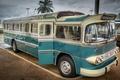 Картинка автобус, GMC, классика, ODC-210, 1951