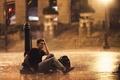 Картинка дождь, настроение, улица, парень