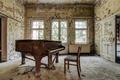 Картинка комната, пианино, музыка