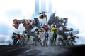Картинка Robo Recall, Key Art, Epic Games