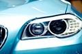 Картинка макро, фары, blue, eyes, взгляд., BMW 5