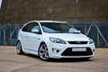 Картинка focus, white, ford