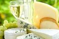 Картинка вино, виноград, сыры