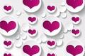Картинка любовь, фон, сердечки, design, romantic, hearts, valentines