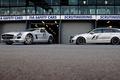Картинка E-class, Safety cars, SLS