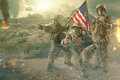 Картинка Military, война, поле боя