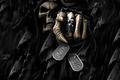 Картинка death, you're next, skull, dark
