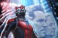 Картинка Michael Douglas, Майкл Дуглас, концепт-постер, Ant-man, Человек-муравей, Paul Rudd, Пол Радд, marvel, марвел