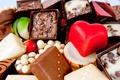 Картинка белый, шоколад, конфеты, сладости, десерт, молочный