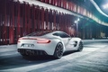 Картинка White, Rear, Supercar, Aston Martin, ONE-77, Ligth, Wheels