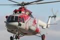 Картинка Mi-8AMT, ОКБ М. Л. Миля, вертолет, гражданская авиация России, транспортник
