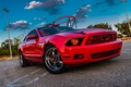 Картинка Red, The, Kid, Mustang, Ford
