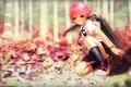 Картинка Ходзе, кунико, розовый, shangri-la