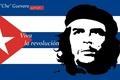 Картинка Че Гевара., Куба, Лицо, Флаг
