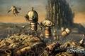 Картинка Machinarium, инди, робот